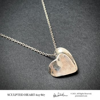 Sculpted Heart