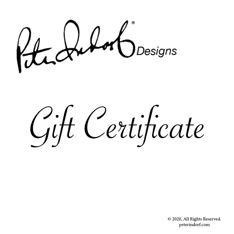 Peter Indorf Collection Gift Card