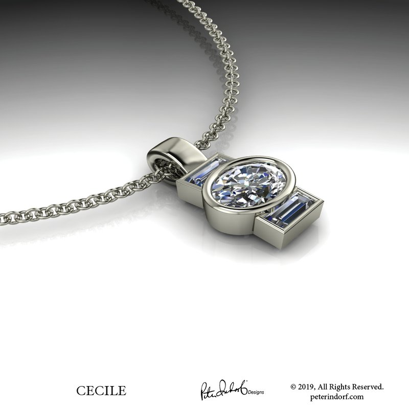 Peter Indorf Collection Cecile