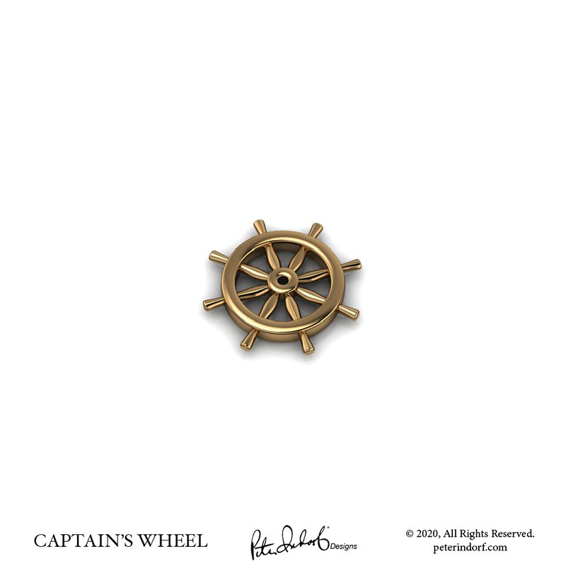 Peter Indorf Collection Captain's Wheel