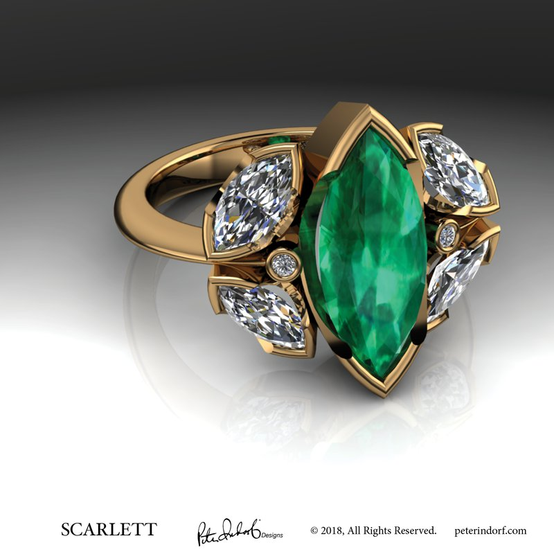 Peter Indorf Collection Scarlett