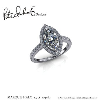 Marquise Halo