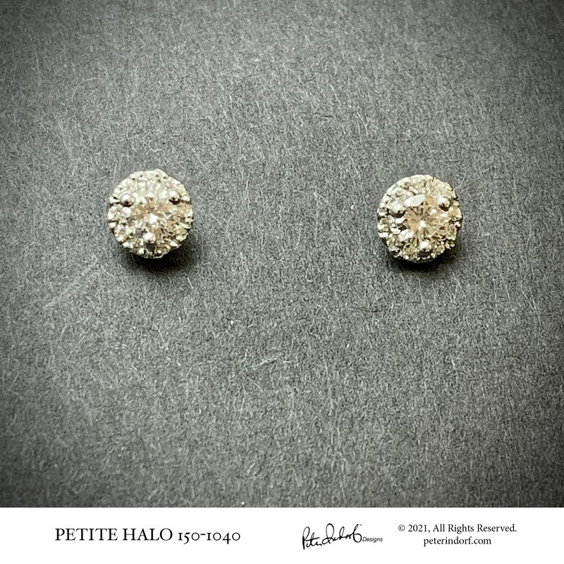 Peter Indorf Collection Petite Halo