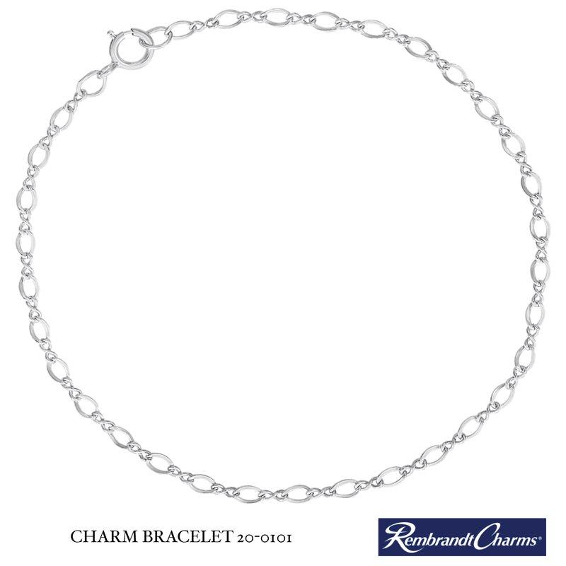 Rembrandt Charms Petite Charm Bracelet