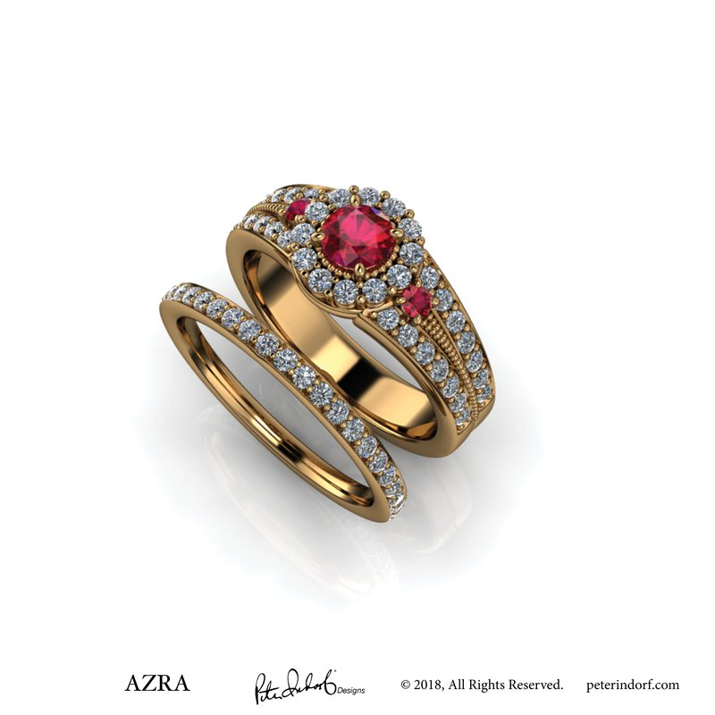 Peter Indorf Collection Azra