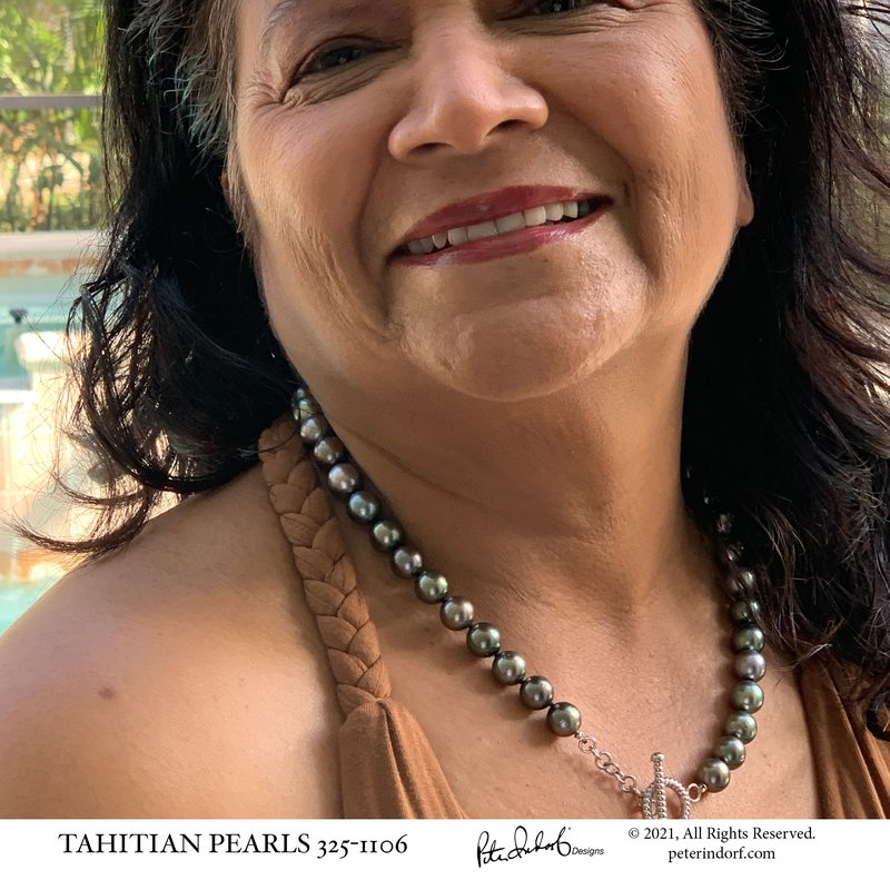 Peter Indorf Collection Tahitian Pearl