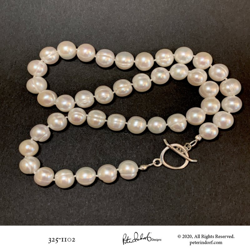 Peter Indorf Collection Freshwater Pearls