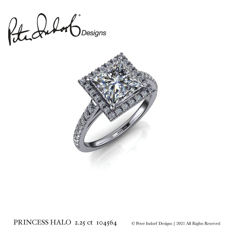 Peter Indorf Collection Princess Halo