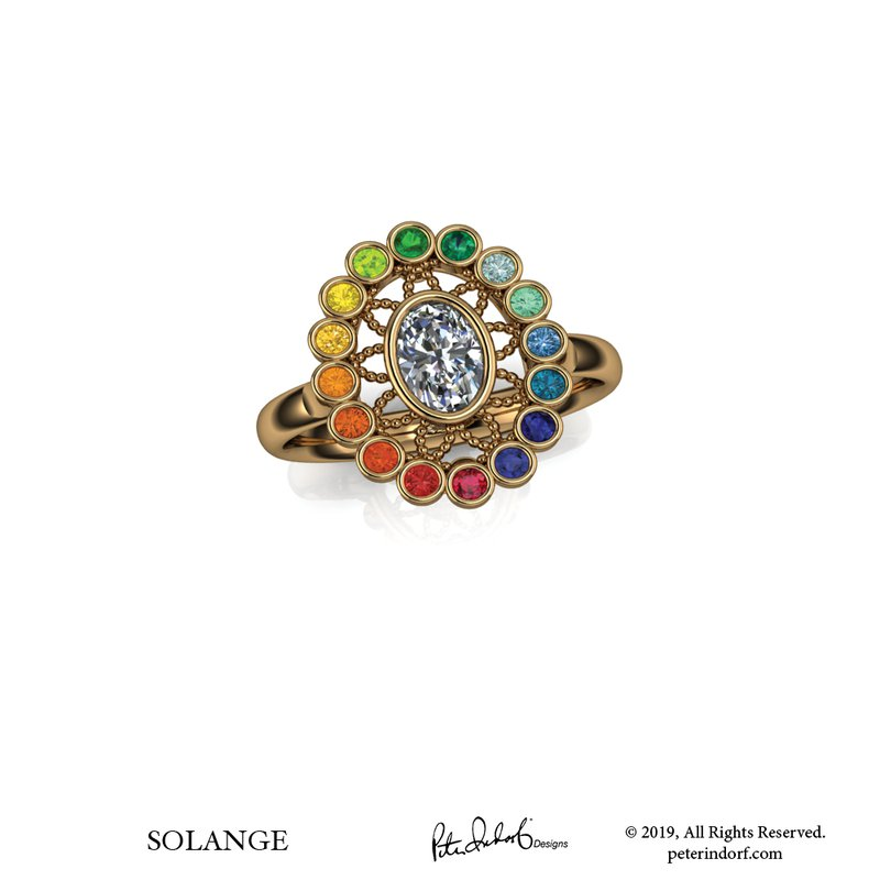 Peter Indorf Collection Solange