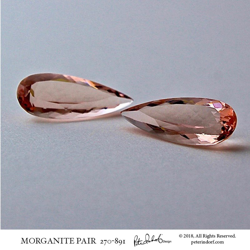 Peter Indorf Collection Morganite