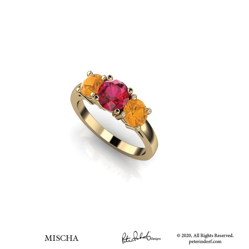 Peter Indorf Collection Mischa