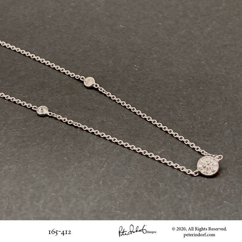 Peter Indorf Collection Diamond Necklace