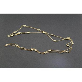 Tiffany Diamonds by the Yard Necklace