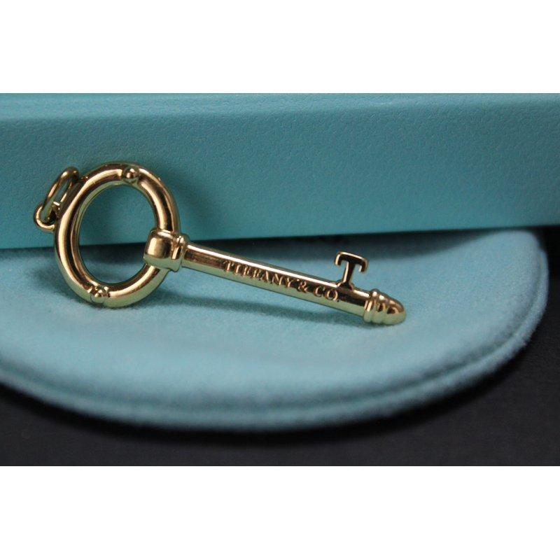 Estate Jewelry  Tiffany Key