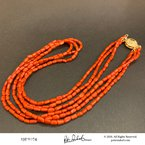 Peter Indorf Collection Coral Triple Strand
