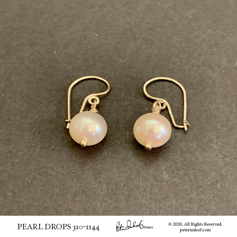 Peter Indorf Collection Pearl Drops