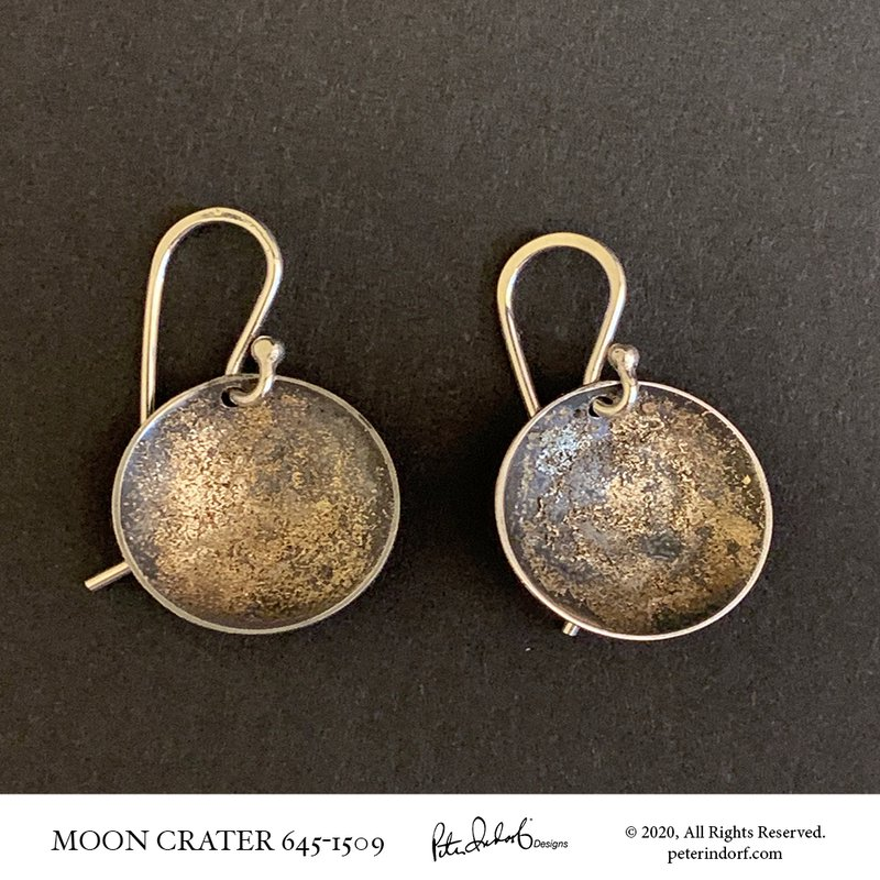 Peter Indorf Collection Moon Crater