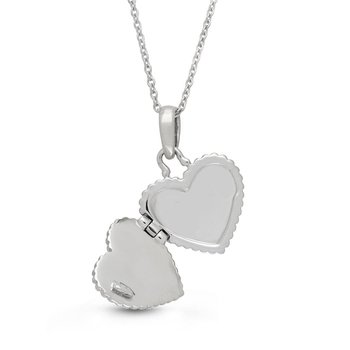 Olivia Locket Necklace