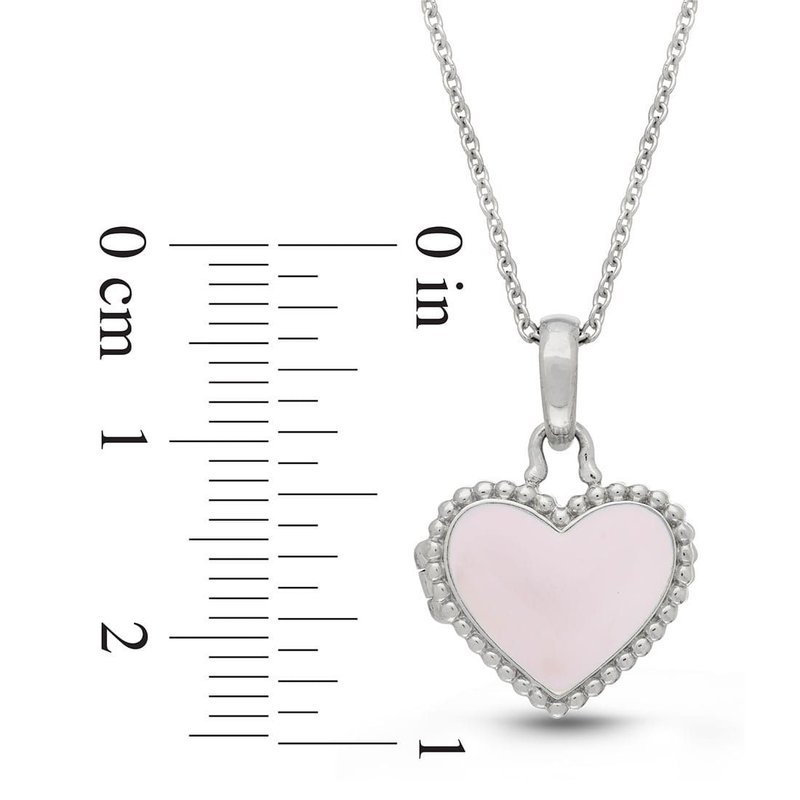 With You Olivia Locket Necklace