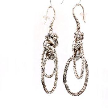 Naga Earrings