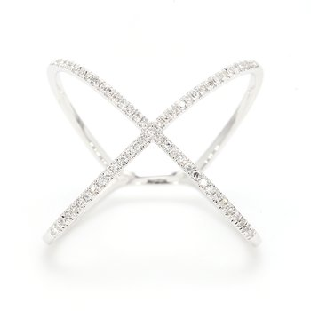 "One Diamond Right Hand ""X"" Rin"