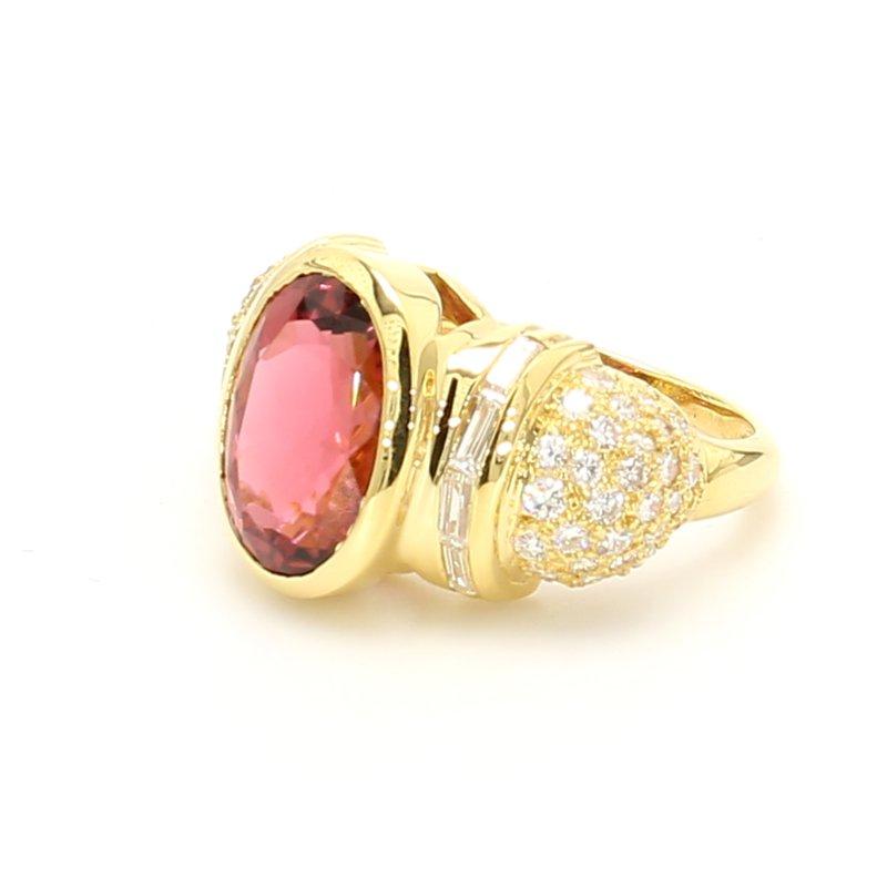 Estate Tourmaline Ring