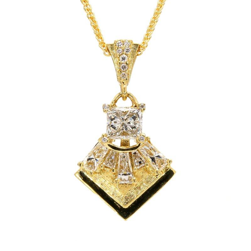 Spicer Greene Diamond Fashion Necklace