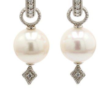 Pearl Ear Charms
