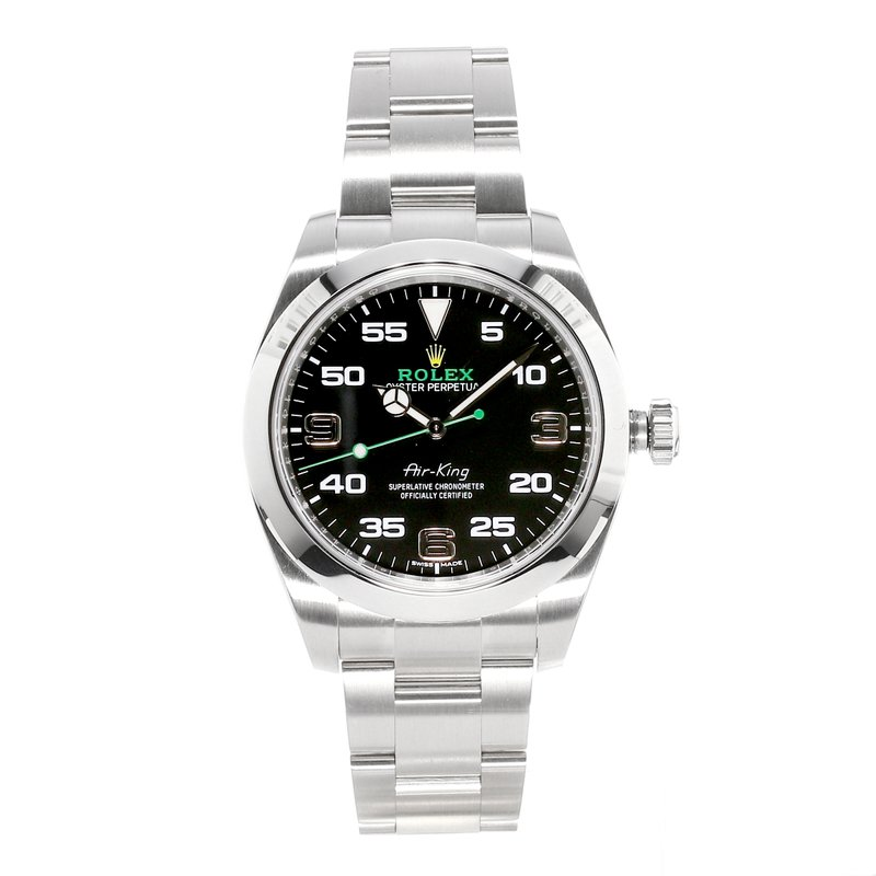 Pre-Owned Watches Rolex Air-King 40mm