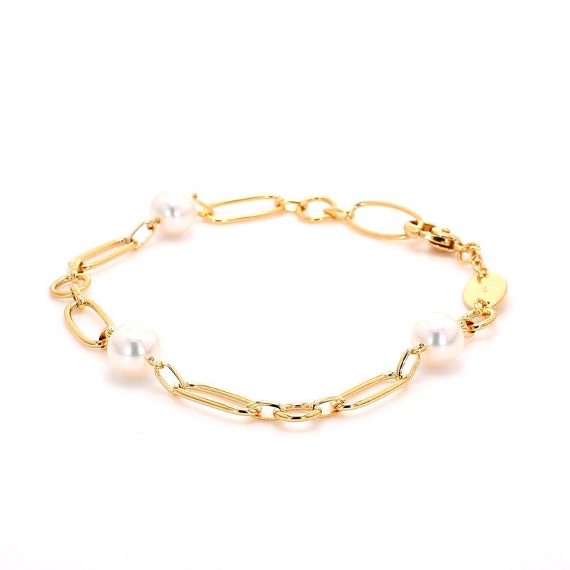 "Mikimoto ""M Code"" Pearl Bracelet"