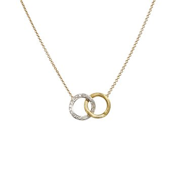 Delicati Diamond Necklace