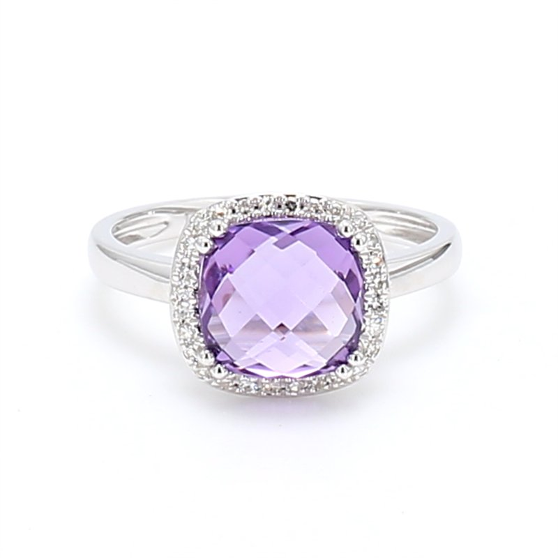 Color by Spicer Greene One Classic Amethyst Right Han