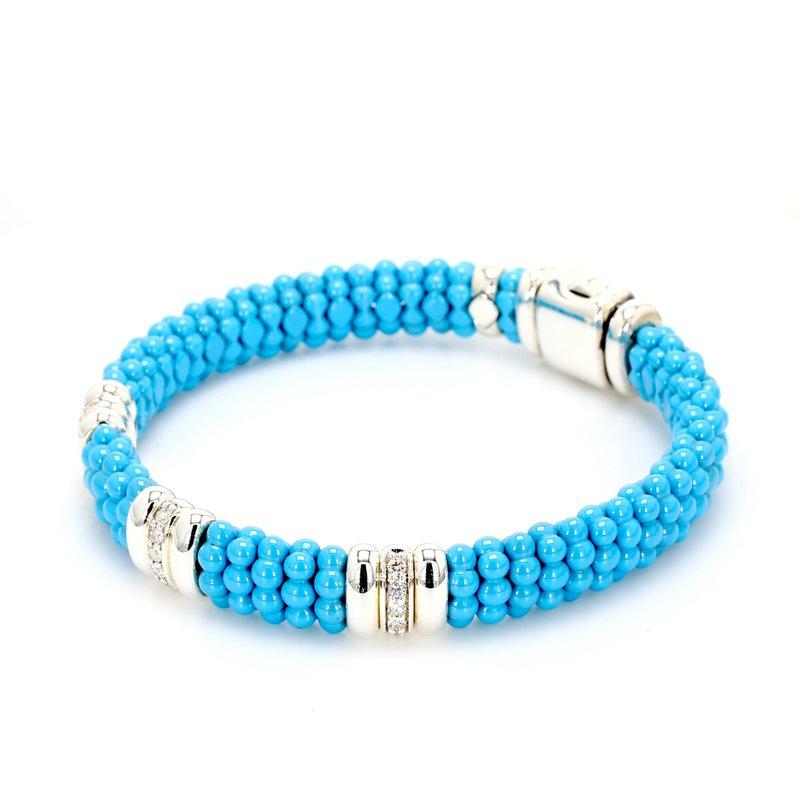 Lagos Diamond Bangle Bracelet