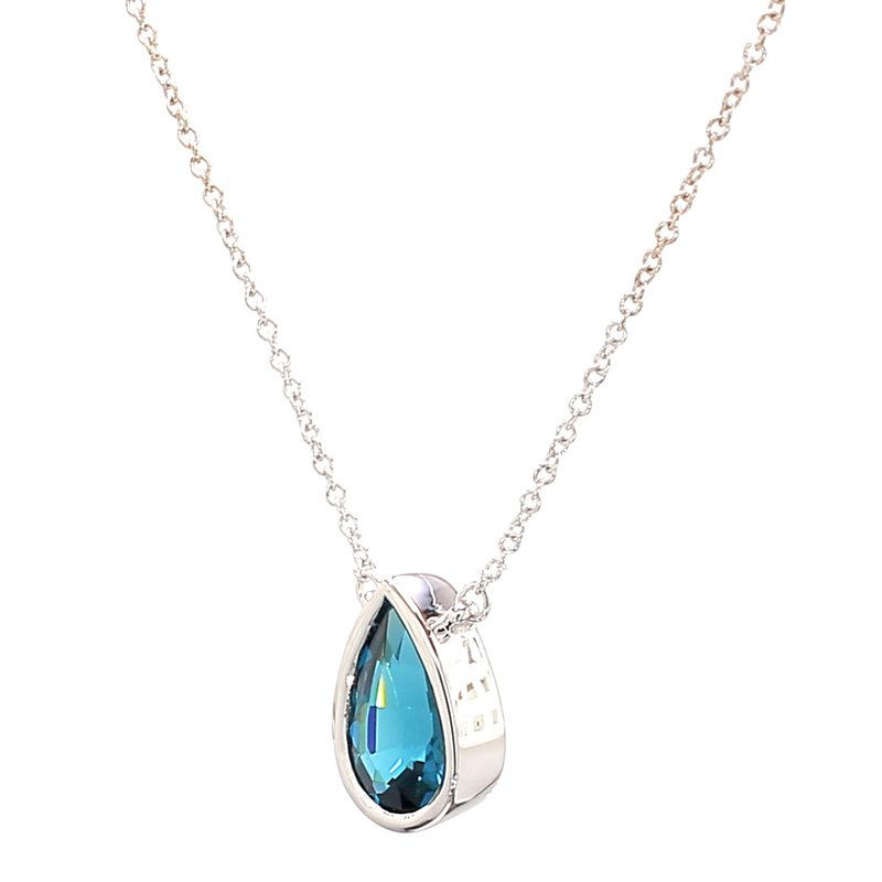 Color by Spicer Greene Tourmaline Pendant