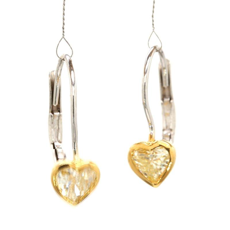 Spicer Greene Diamond Drop Earrings