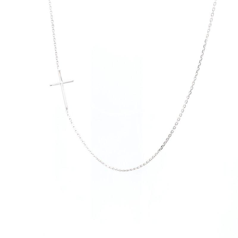 Spicer Greene Gold Cross Pendant