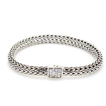 Moonstone Chain Bracelet