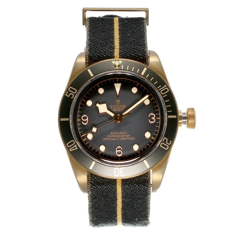 Pre-Owned Watches Tudor Black Bay 43mm