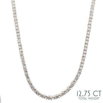 Diamond Rivera Necklace