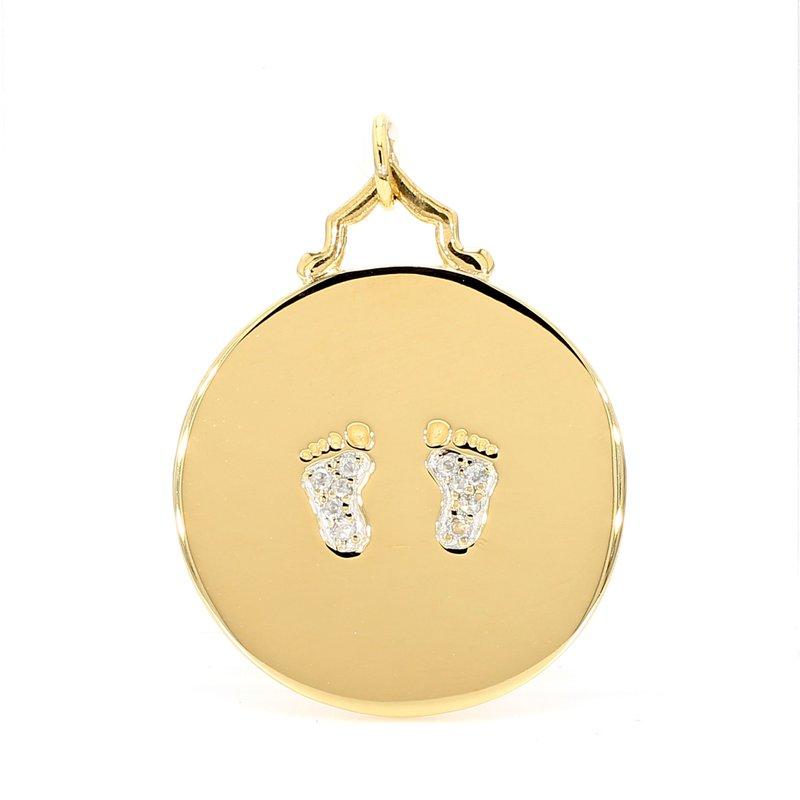 Monica Rich Kosann Gold Charm