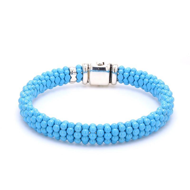 Lagos Blue Caviar Bracelet
