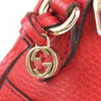 Pre-Owned Luxury Handbags Gucci Monogram Bree Messenger Bag