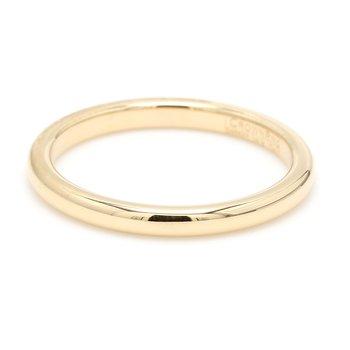 2mm 14 Karat Gold Wedding Band