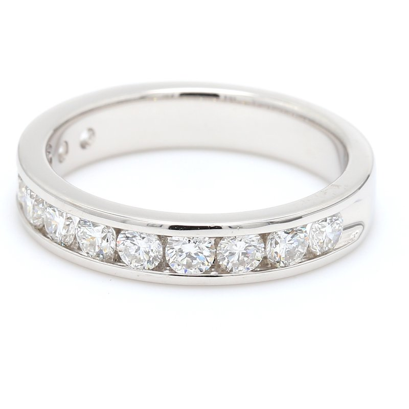 Spicer Greene Classic Diamond Wedding Band