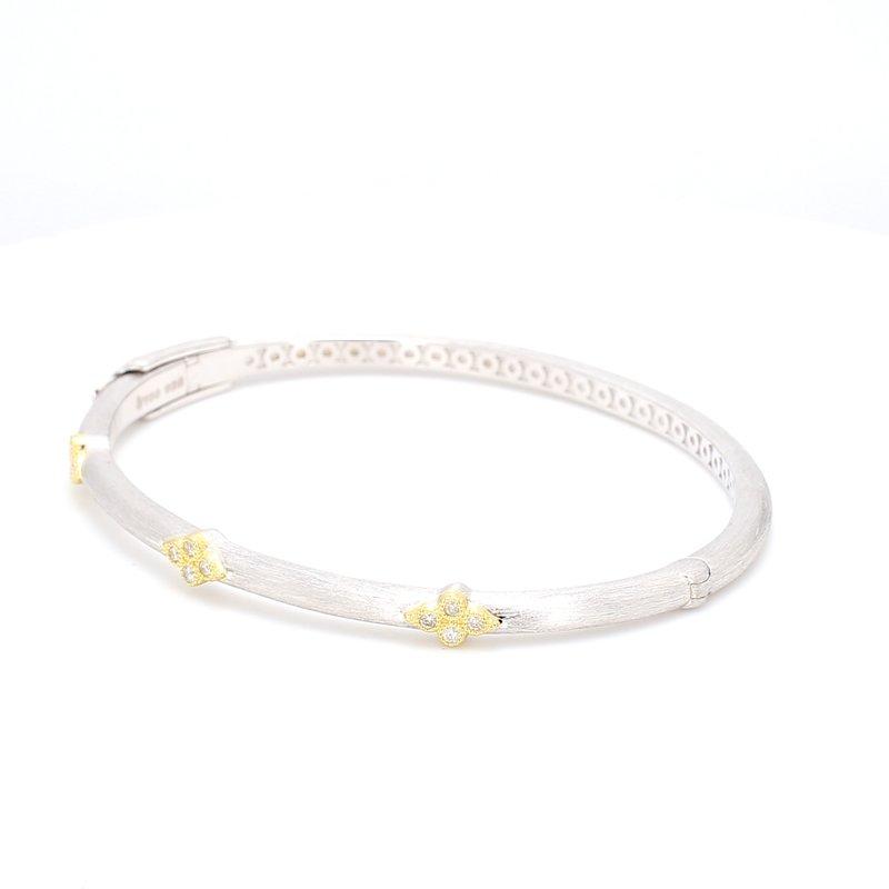 Jude Frances Bangle Bracelet