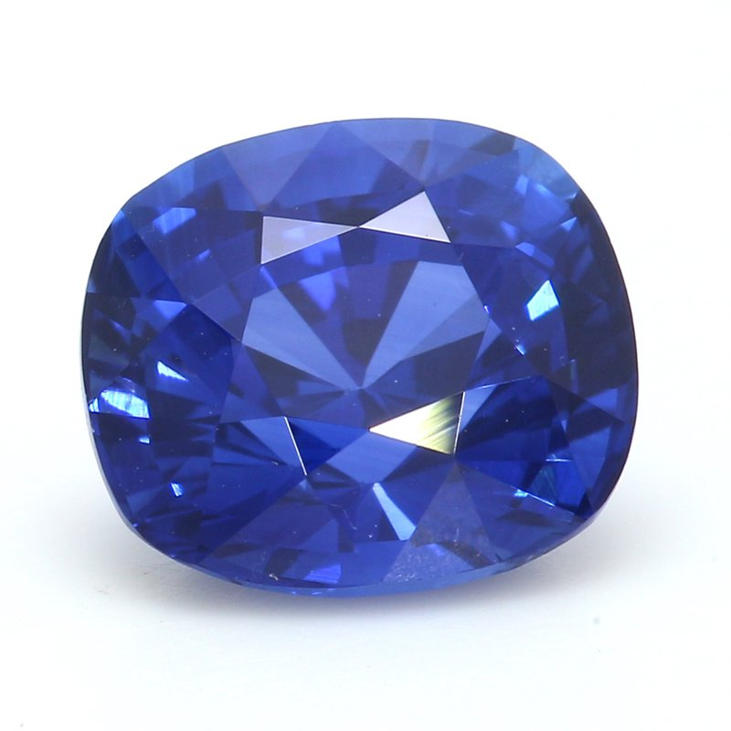 Color by Spicer Greene Loose 2.8ct Sapphire