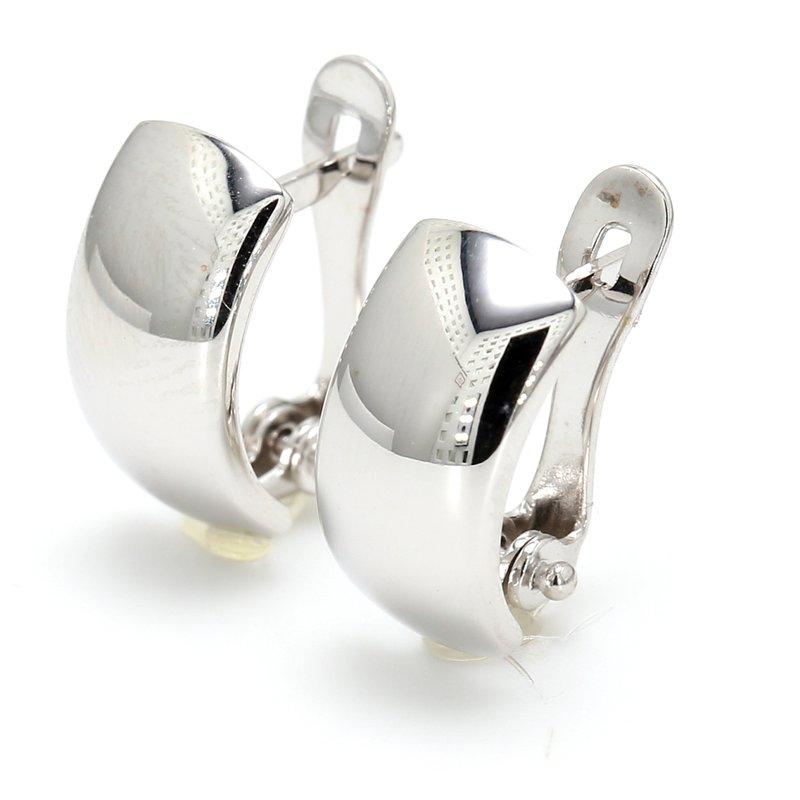 Spicer Greene Huggie Earrings
