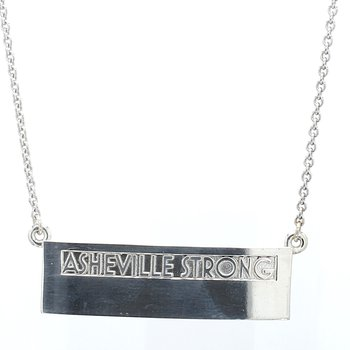 Asheville Strong Pendant
