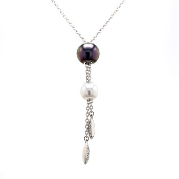 """""""Pearls in Motion"""" Necklace"""