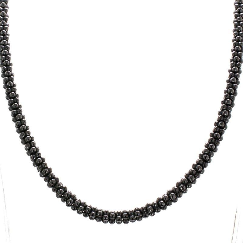 Lagos Black Caviar Necklace